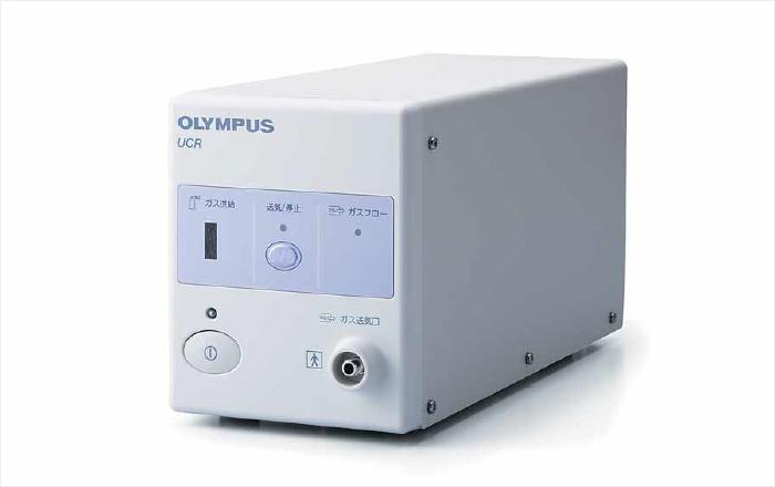 UCR(内視鏡用炭酸ガス送気装置)